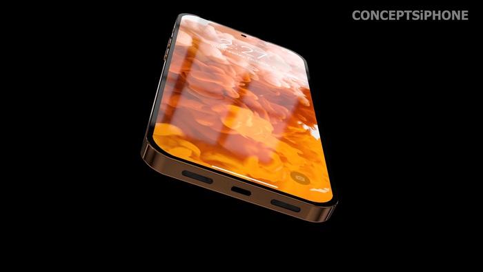 Hé lộ concept iPhone 14 với màu sắc mới, thiết kế mới! - Ảnh 9.