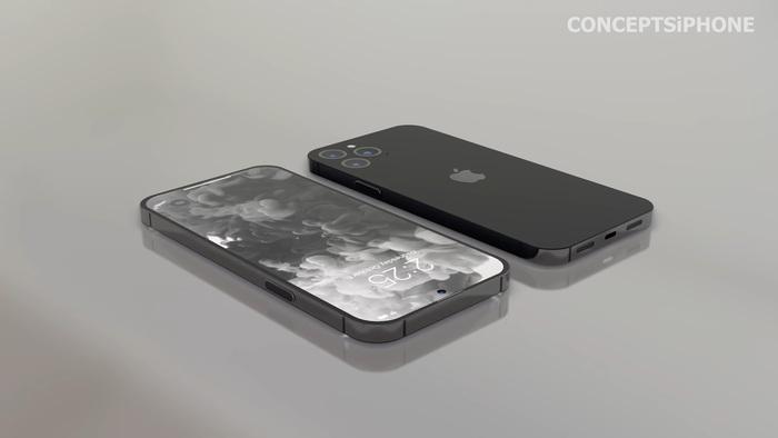 Hé lộ concept iPhone 14 với màu sắc mới, thiết kế mới! - Ảnh 12.