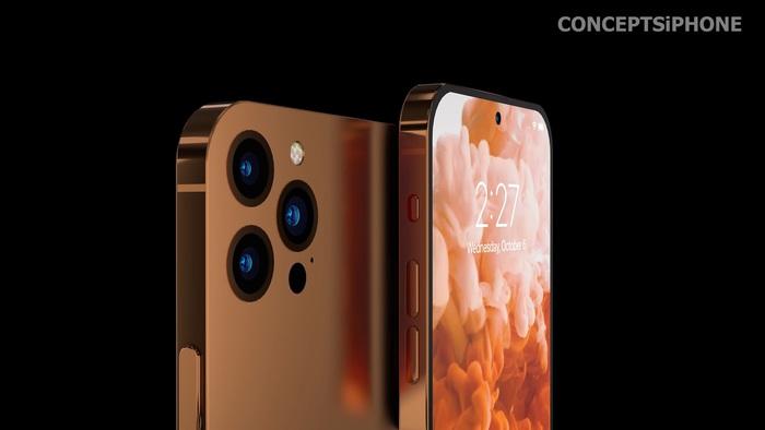 Hé lộ concept iPhone 14 với màu sắc mới, thiết kế mới! - Ảnh 5.