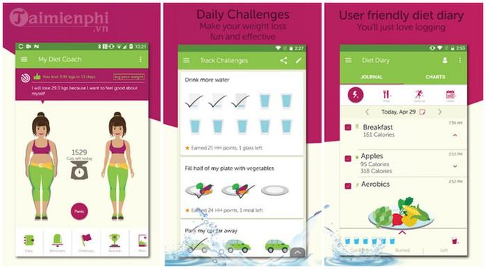 Tải ngay các ứng dụng miễn phí giúp giảm cân hiệu quả, tự tin có body khét lẹt những ngày ở nhà chống dịch - Ảnh 3.