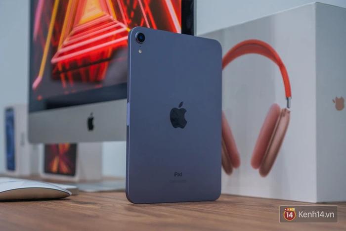 """Trên tay iPad mini 6 đầu tiên về Việt Nam: Thiết kế siêu """"mlem"""", đẹp đúng chuẩn Apple! - Ảnh 5."""