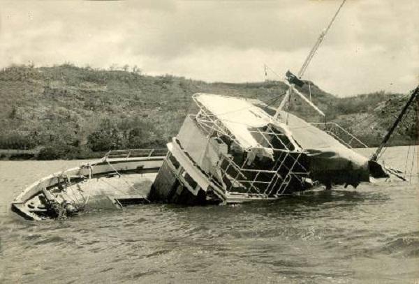 Cuộc mất tích bí ẩn của những ''con tàu ma'' 6