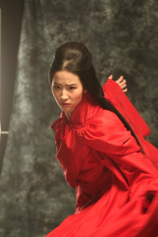 5 nữ sát thủ gợi cảm nhất màn ảnh Hoa ngữ: Triệu Vy - Thư Kỳ phải ngửi khói một mỹ nhân khỏa thân, cuồng sex cực bạo - Ảnh 10.