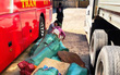 Phát hiện xe khách chở gỗ lậu ngụy trang tinh vi