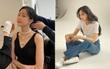 Naeun (Apink) tung ảnh hậu trường gây ngỡ ngàng: Nhìn mới biết không