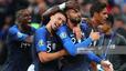 2 bàn thắng ở trận Pháp hòa Thổ Nhĩ Kỳ 1-1 (vòng loại Euro 2020)