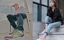 Giải mã đôi giày đang khiến Amee, Bray và loạt hot girl, hot boy phát cuồng