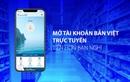 Tết nhận lì xì từ Mobile Banking ngân hàng Bản Việt