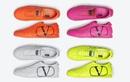 Valentino bất ngờ kết hợp cùng Onitsuka Tiger tung BST giày trong buổi trình diễn thời trang Thu Đông 2020 tại Paris