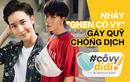 Key và Nicky (Monstar) tham gia nhảy Ghen Cô Vy siêu cưng để ủng hộ quỹ chống dịch Covid-19