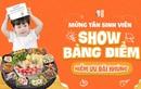 Show bảng điểm ăn lẩu tẹt ga - Ưu đãi dành riêng cho hội tân sinh viên 2002