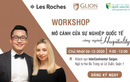 """Workshop """"Mở cánh cửa sự nghiệp quốc tế cùng ngành Hospitality"""""""