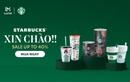 Gọi tên màn collab siêu hot hè này: Starbucks x Lazada, ưu đãi đến 40%, freeship toàn quốc, chỉ trong hôm nay