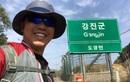 Hành trình đi bộ xuyên Hàn Quốc của chàng trai Việt vì muốn thức tỉnh bản thân mỗi người