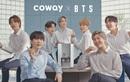 BTS trở thành đại sứ thương hiệu toàn cầu mới của Coway