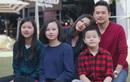 Vợ chồng Ngọc Thúy cùng ba con hỗ trợ người nghèo chống dịch