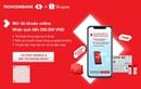 Lướt Shopee thả ga với tài khoản Techcombank miễn phí, mở online dùng ngay sau 5 phút