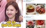 Fan mém xỉu khi thấy TWICE spam loạt ảnh đồ ăn lúc nửa đêm, tất cả các thành viên đều trở thành food blogger?