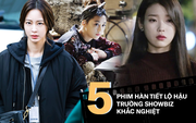 5 phim khắc họa sự tàn khốc của showbiz Hàn: Từ hậu trường đen tối bậc nhất đến vết thương lòng của người nổi tiếng