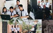 Hành trình kỳ diệu của 2 học sinh đam mê lập trình tạo nên chiếc xe lăn tiện ích cho người già và người khuyết tật