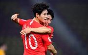 """U23 Australia 0-2 U23 Hàn Quốc: """"Siêu dự bị"""" tỏa sáng, dàn hot boy xứ sở kim chi dễ dàng giành vé vào chung kết"""