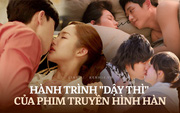 """Hành trình """"dậy thì"""" cực mạnh của cảnh nóng phim Hàn: Ngày nào còn hôn hít giờ cứ hở tí là """"hành sự"""" liên tục!"""