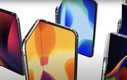 Chiếc iPhone màn hình gập đầu tiên sẽ được Apple trình làng vào năm 2022?