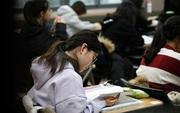 Sinh viên Hàn Quốc è cổ ôn luyện cho kỳ thi Đại học khó bậc nhất thế giới dù dịch bệnh hoành hành