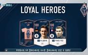 FIFA Online 4: Đây là những cầu thủ hot nhất mùa Loyal Heroes (LH), giá trị cực cao!