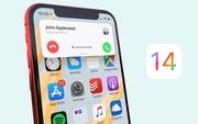 """Xuất hiện ảnh chụp iOS 14 đầu tiên: Giao diện mới toanh, """"custom"""" ảnh nền riêng cho Home Screen"""