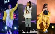 Những màn hòa giọng giữa idol và fan đẹp nhất trong lịch sử US-UK: Ariana Grande bật khóc, vợ chồng Beyonce và Jay-Z ôm chầm lấy nhau vì quá vui sướng