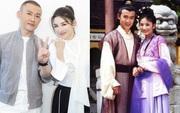 """Cuộc hội ngộ sau 20 năm cặp đôi """"Lên Nhầm Kiệu Hoa Được Chồng Như Ý"""" khiến netizen xúc động với bao ký ức ùa về"""