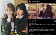 """Giữa bê bối bắt nạt 10 năm, cựu thành viên đời đầu của AOA đăng status ám chỉ """"kẻ đứng nhìn"""": Nạn nhân không chỉ có 1?"""