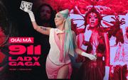Giải mã MV 911: Lady Gaga là nạn nhân tai nạn giao thông, các nhân vật kì quái xuất hiện không hề ngẫu nhiên!