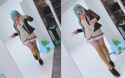Học nữ cosplayer Nhật bí kíp selfie qua gương cực đỉnh, có lẽ bạn chưa bao giờ nghĩ tới