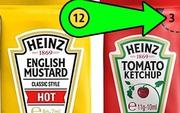 Con số bí mật trên các túi đựng tương cà nổi tiếng của Heinz và lời giải đáp khiến ai cũng phải ngỡ ngàng