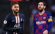 Vòng 1⁄8 Champions League: Messi đối đầu Neymar, Ronaldo và đồng đội dễ thở