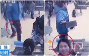 """Tên cướp cầm dao phay bước vào ngân hàng, nhân viên lại trưng ra vẻ mặt rất """"enjoy cái moment này"""" khiến dân tình chẳng hiểu tại sao"""