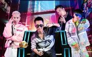 """Rap Việt mùa 2 """"twist"""" cực gắt: LK cùng JustaTee giữ vai trò Giám khảo, Rhymastic gia nhập team HLV"""
