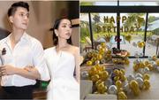 Tình trẻ kém 12 tuổi được Lệ Quyên bí mật tổ chức sinh nhật siêu to khổng lồ ở resort hạng sang