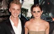 """""""Malfoy"""" Tom Felton công khai chúc sinh nhật """"Hermione"""" Emma Watson, bức ảnh kèm theo ai ngờ lại là """"cục thính"""" cực to"""