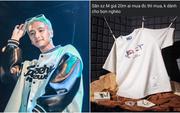 Áo local brand in hình 16 Typh mua 420k - rao bán trên mạng tới 20 triệu, chủ shop phản ứng thế nào?