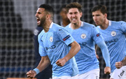 Man City thắng ngược PSG, giành lợi thế lớn ở bán kết Champions League