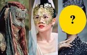 Mỹ nhân Hoa ngữ đọ sắc với mặt nạ: Địch Lệ Nhiệt Ba bùng nổ visual nhưng liệu có vượt qua người đẹp dùng hàng nhái?