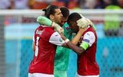 Đánh bại đối thủ trực tiếp Ukraine, tuyển Áo làm nên lịch sử tại Euro 2020