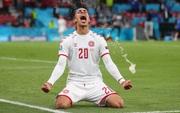 Con mưa bàn thắng đưa Đan Mạch vượt qua hiểm nghèo, hú vía vào vòng 1⁄8 Euro 2020: Xuất hiện ứng viên Pha làm bàn đẹp nhất giải đấu
