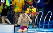"""Cô gái trong ảnh đang ngồi ở vị trí """"việc nhẹ lương cao"""" bậc nhất các kỳ Olympic"""