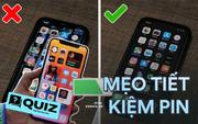 5 mẹo nhỏ giúp tiết kiệm pin trên iPhone có thể bạn chưa biết!