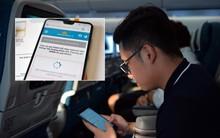 Lướt web, Facebook hay các ứng dụng di động trên máy bay lần đầu tiên tại Việt Nam