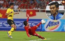 """Info cầu thủ có biểu cảm """"đang đi làm nail thì bắt đá bóng, quỷ sứ à"""" nổi nhất MXH sau trận Việt Nam - Malaysia"""